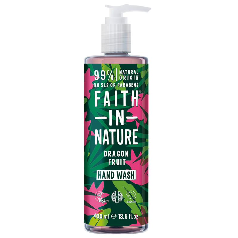 Faith in Nature Hand Wash Dragon Fruit 400 ml