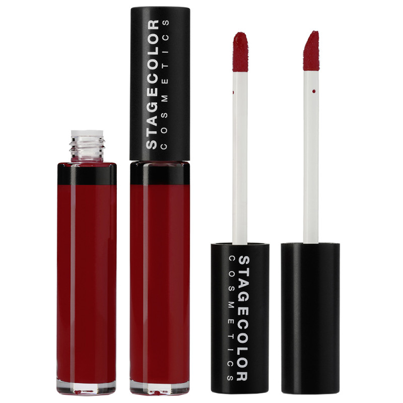 STAGECOLOR Liquid Lipstick Glossy Rouge
