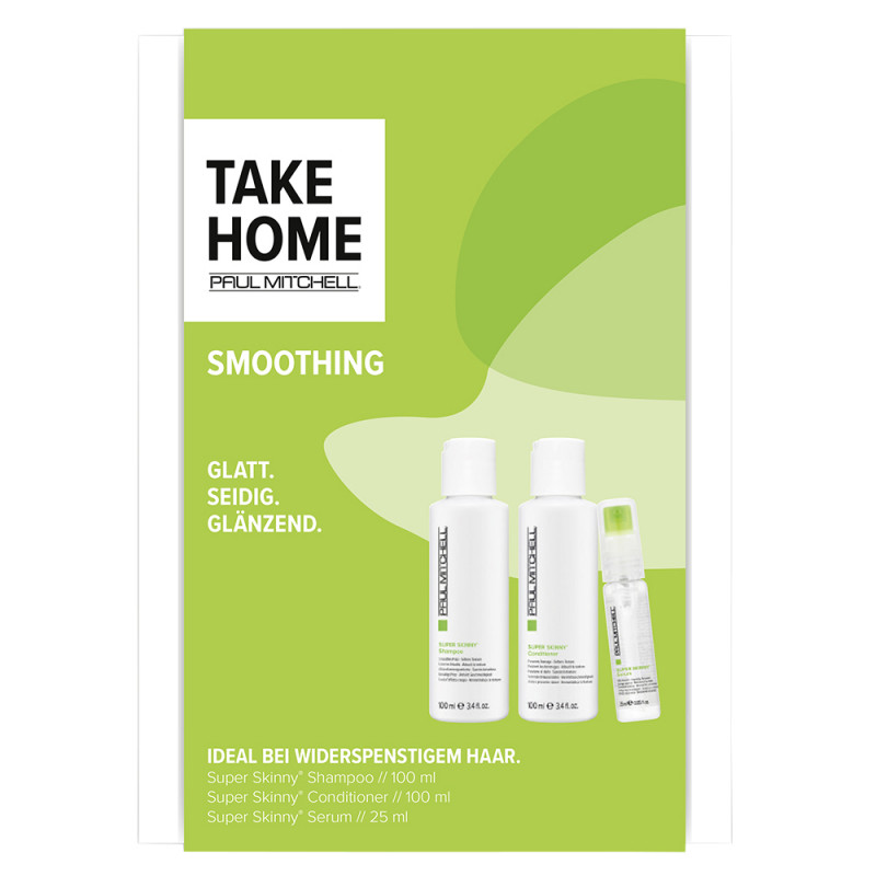 Paul Mitchell Take Home Kit Smoothing