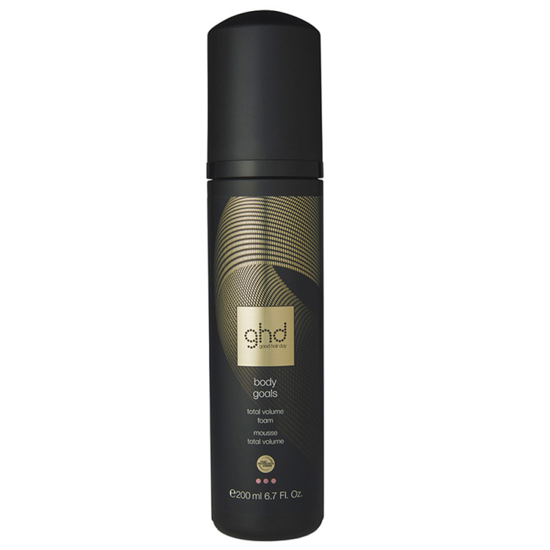 ghd Body Goals Total Volume Foam 200 ml