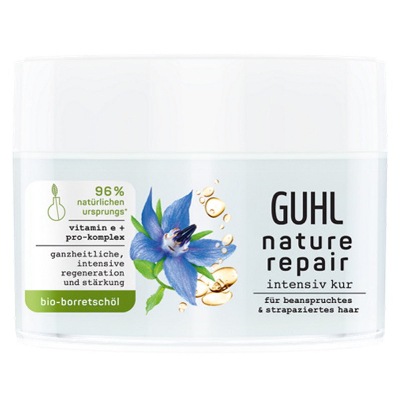 Guhl Nature Repair Intensiv Repair Kur 250 ml
