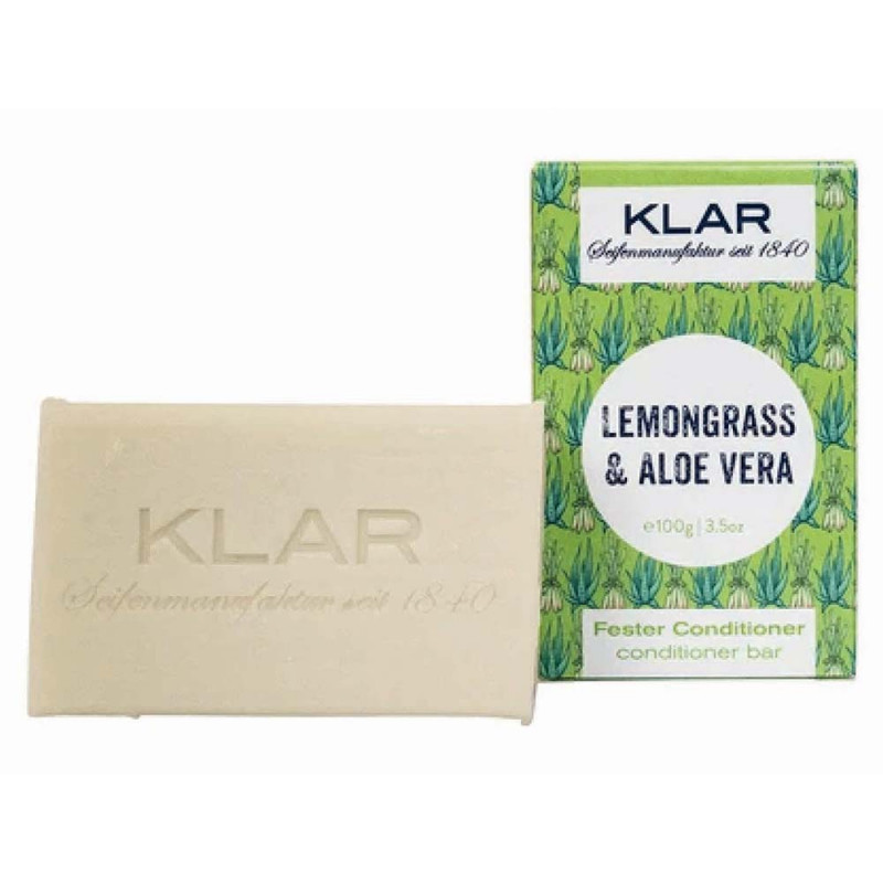 Klar's Fester Conditioner Lemongras 100 g