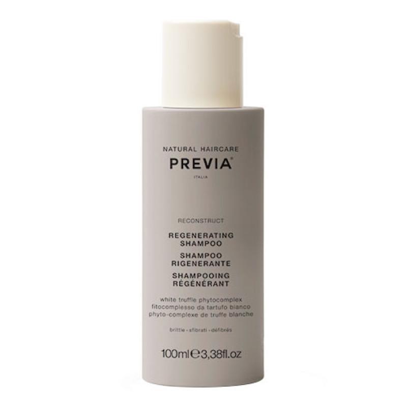 Previa Reconstruct Regenerating Shampoo 100 ml