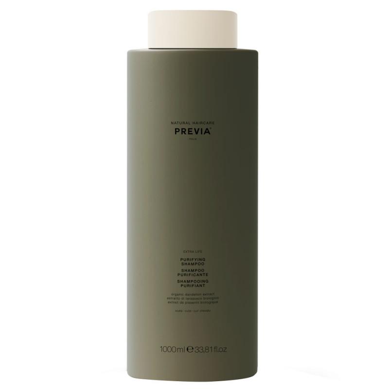 Previa Extra Life Purifying Shampoo 1000 ml