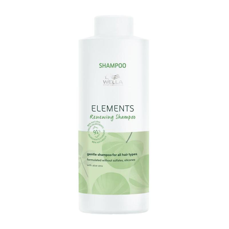 Wella Care³ Elements Renewing Shampoo 1000 ml