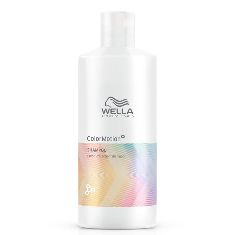 Wella ColorMotion+ Color Protection Shampoo 500 ml