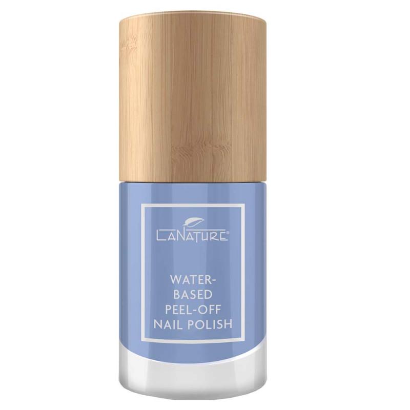 LaNature Waterbased Nail Polish Forget-Me-Not 10 ml