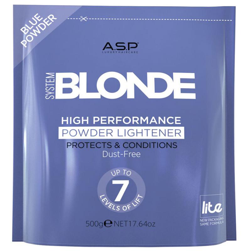 ASP System Blonde Blue High Powder 500 g
