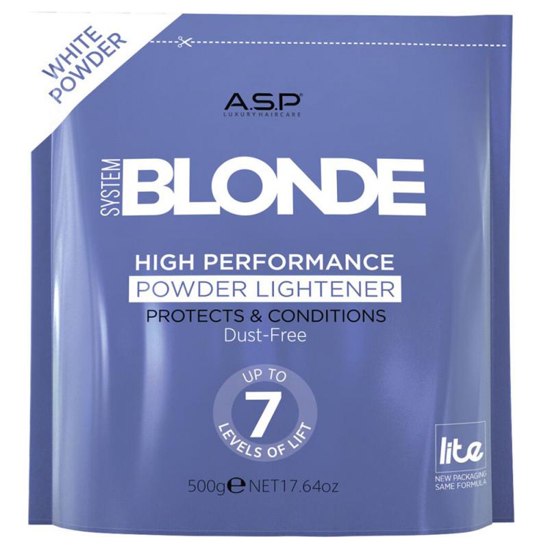 ASP System Blonde White High Powder 500 g