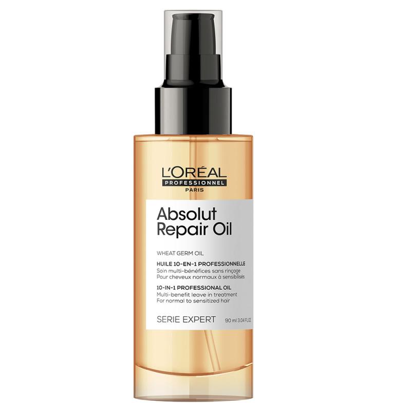 L'Oréal Professionnel Paris Serie Expert Absolut Repair 10-in-1 Oil 90 ml