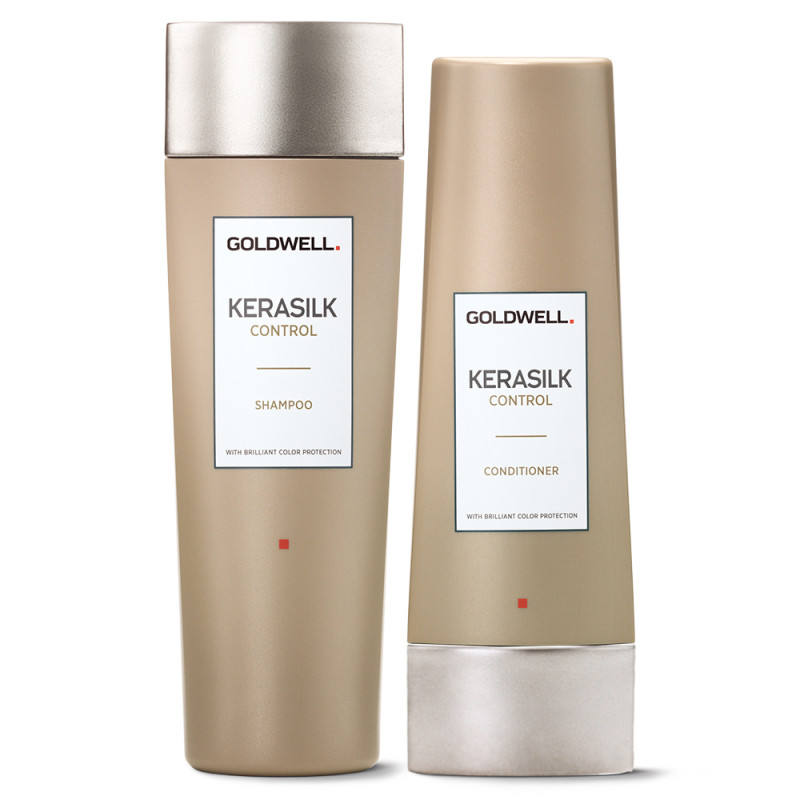 Goldwell Kerasilk Control Shampoo 250 ml + Conditioner 200 ml