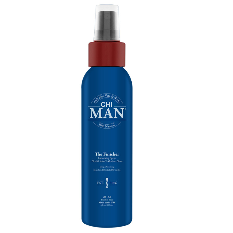 CHI Man The Finisher Grooming Spray 177 ml