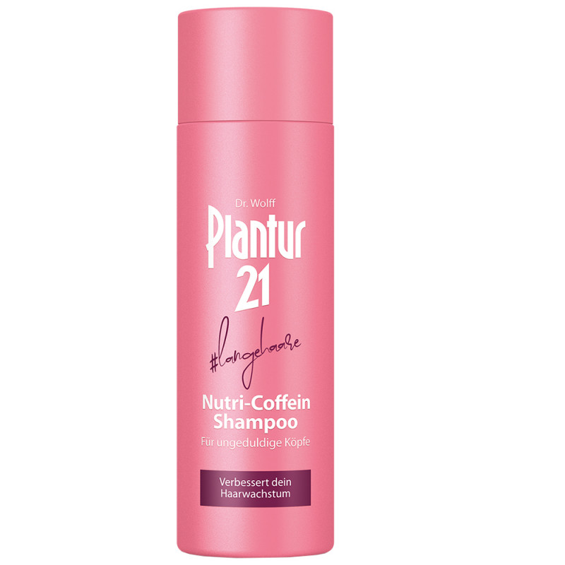 Plantur 21 #langehaare Nutri-Coffein-Shampoo 200 ml