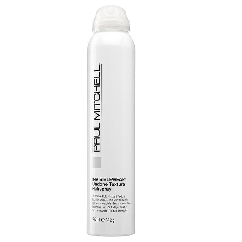 Paul Mitchell Invisiblewear Undone Texture Hairspray 197 ml