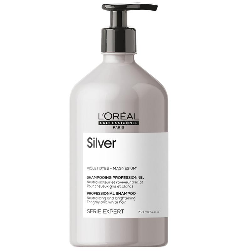 L'Oréal Professionnel Paris Serie Expert Silver Shampoo 750 ml