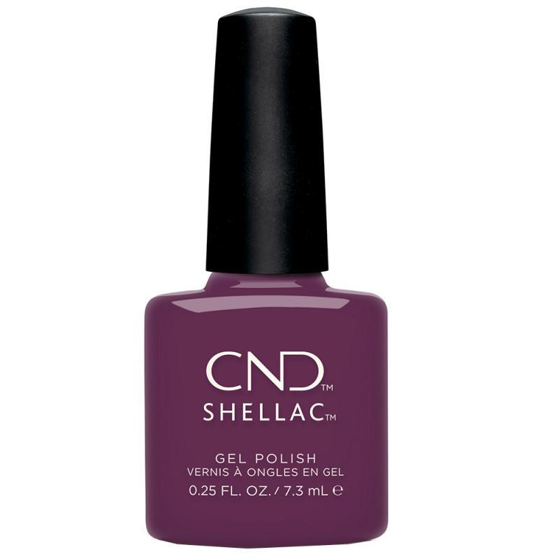 CND Shellac Wild Romantics Verbena Velvet 7,3 ml