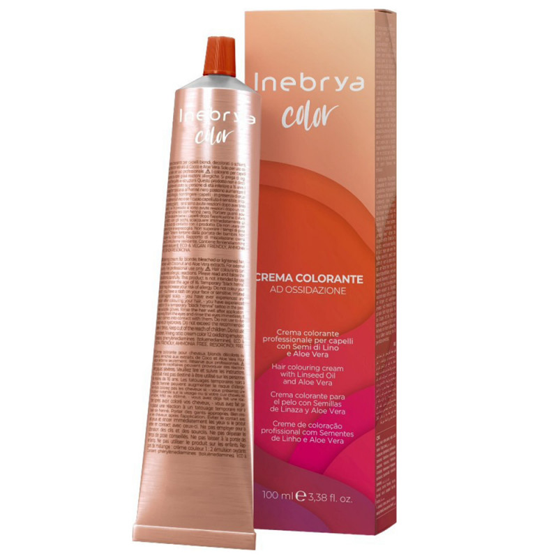 Inebrya Color 8/42 light cognac blond 100 ml