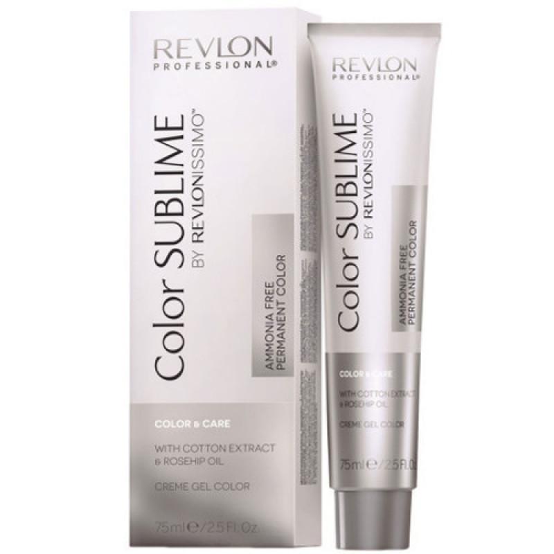 Revlon Revlonissimo Color Sublime Permanent Color 5.4 75 ml