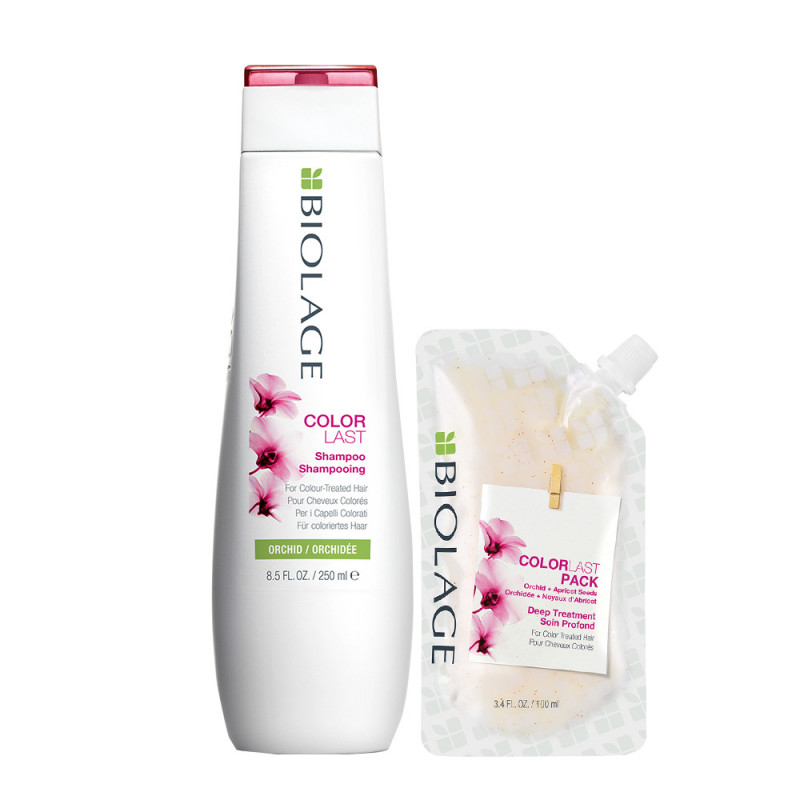 Biolage Colorlast Bundle