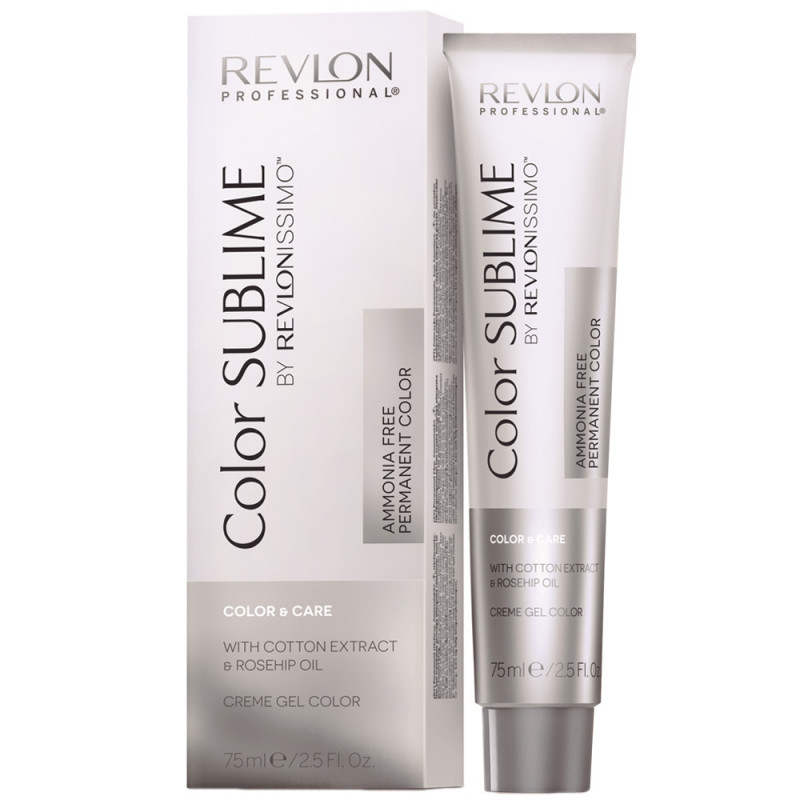 Revlon Revlonissimo Color Sublime Permanent Color 6,13 75 ml