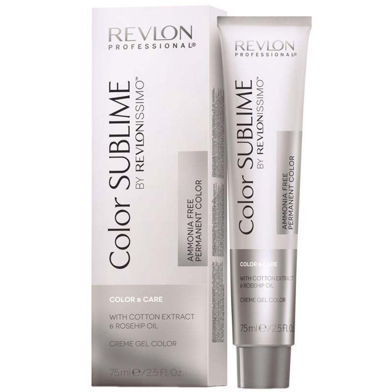 Revlon Revlonissimo Color Sublime Permanent Color 7,3 75 ml