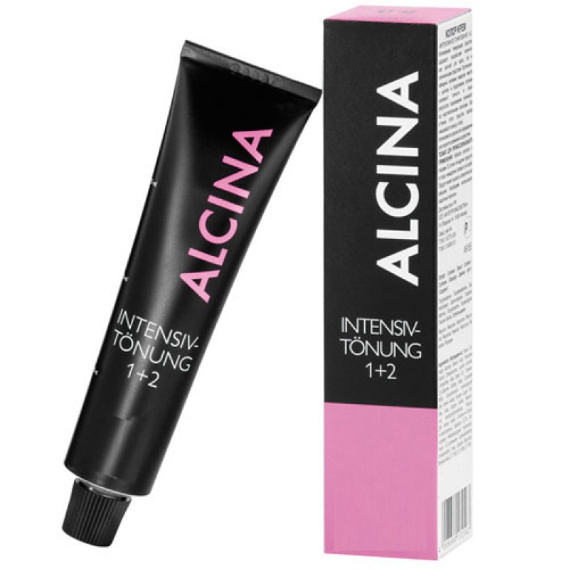Alcina Color Creme Intensiv Tönung 4.5 mittelbraun-rot 60 ml