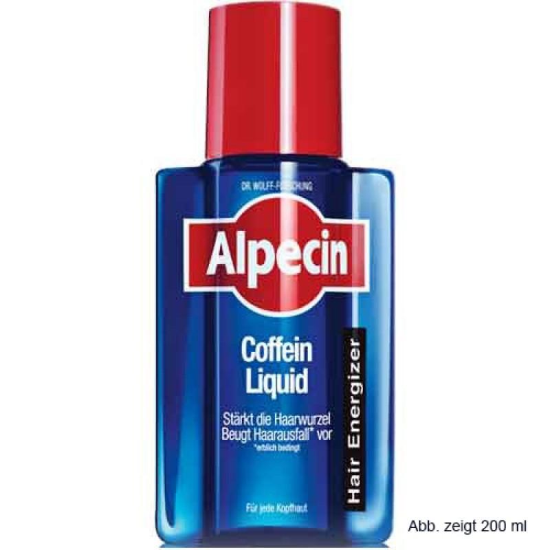 Alpecin Coffein Liquid 40 ml Probiergröße