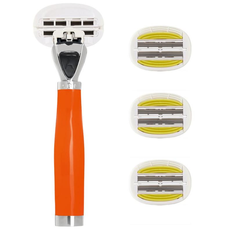 Shave-Lab Set AON Wild Orange P.L.6+ Women