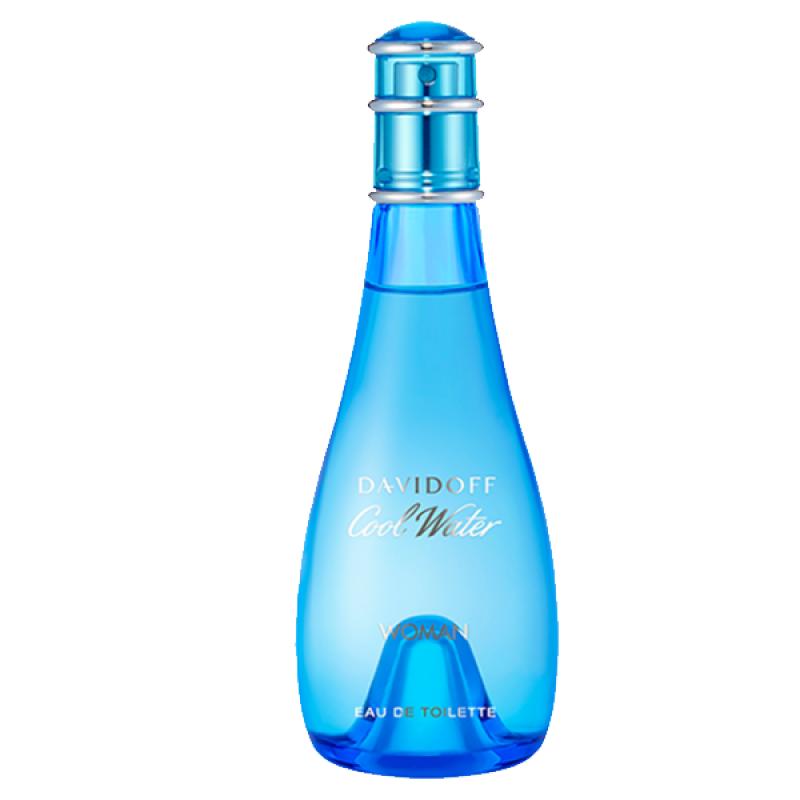 Davidoff Cool Water Woman Eau de Toilette 50 ml
