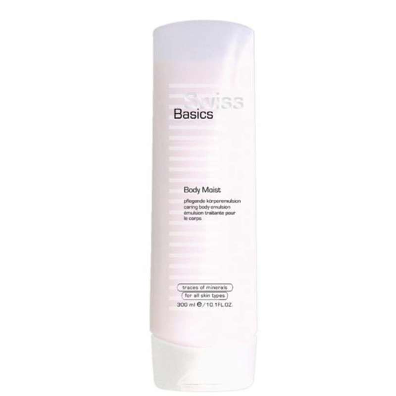 Juvena Swiss Basics Body Moist 300 ml